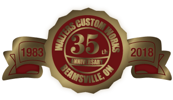 35TH YEAR SEAL